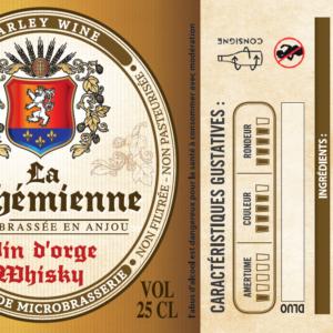 Vin d'Orge Whisky