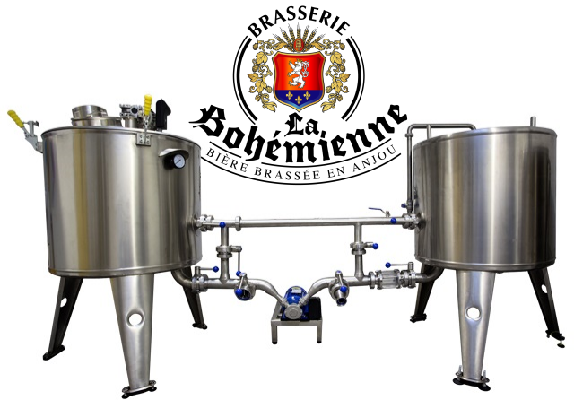 Module brassage bière